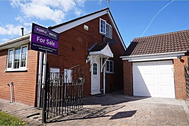 Thumbnail Semi-detached bungalow for sale in Amethyst Court, New Waltham
