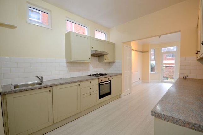 Thumbnail Terraced house to rent in Garrick Road, Northampton