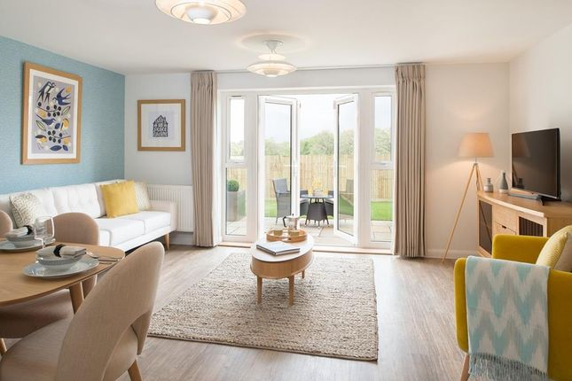 """Thumbnail End terrace house for sale in """"Tamar"""" at Hook Lane, Aldingbourne, Chichester"""