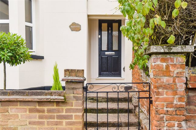 Thumbnail Semi-detached house for sale in Woodfield Terrace, Stansted