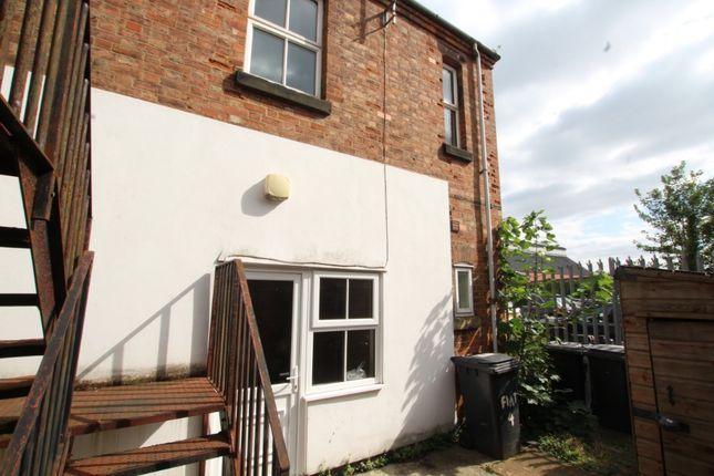 Thumbnail Flat to rent in New Street, Burton-On-Trent