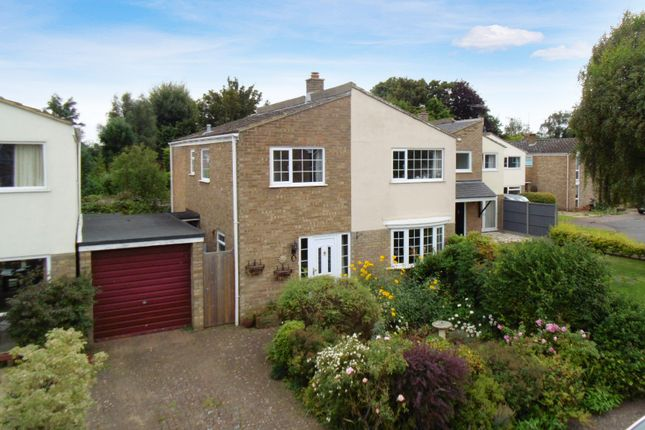 Thumbnail Detached house for sale in Maltings Way, Great Barford
