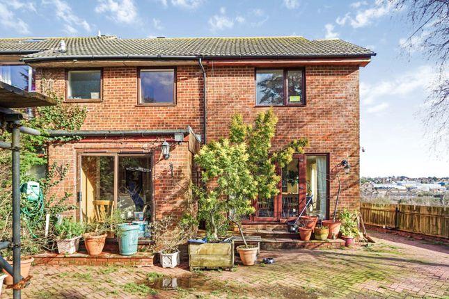 Rear Garden of Weeks Road, Ryde PO33