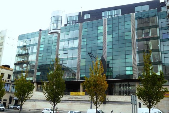 Thumbnail Flat to rent in Beetham Plaza, 25 The Strand, Liverpool