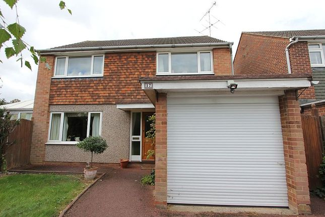 Thumbnail Detached house for sale in Colley Road, Chelmsford, Essex
