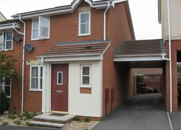 Thumbnail Semi-detached house to rent in Ermine Street, Yeovil