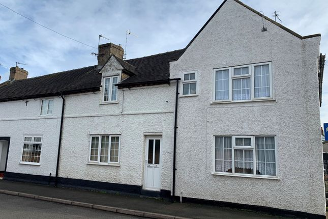 Thumbnail Terraced house to rent in Derby Road, Aston-On-Trent, Derby