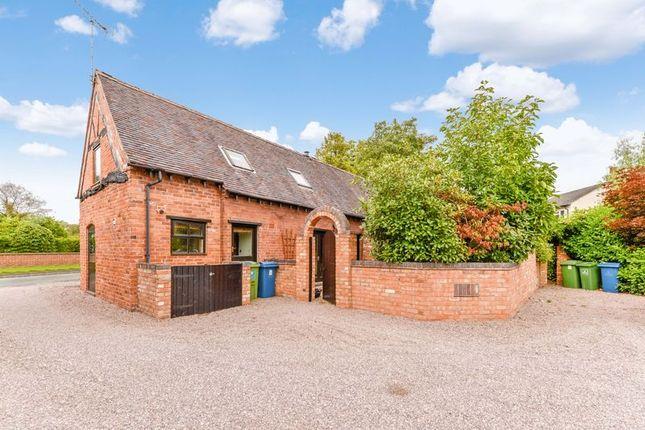 Thumbnail Barn conversion for sale in Ash Lane, Yarnfield, Stone