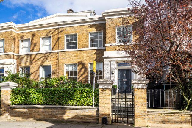 Thumbnail Semi-detached house for sale in Hamilton Terrace, St. John's Wood, London