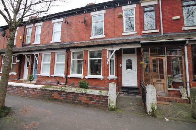 3 bed terraced house for sale in Delamere Road, Urmston, Manchester