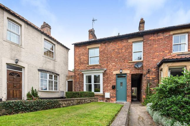 Thumbnail End terrace house for sale in St. Johns Road, Bishop Monkton