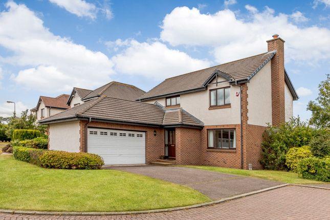 Thumbnail Detached house for sale in Netherbank, Edinburgh, Edinburgh