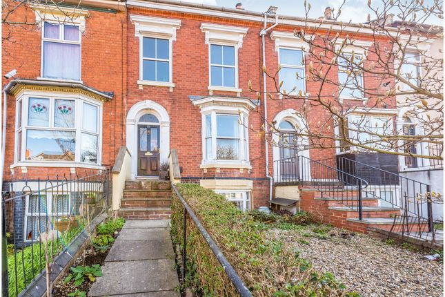 Thumbnail Terraced house for sale in St. Georges Place, Northampton