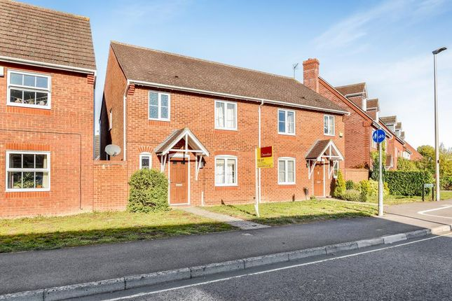 Thumbnail Semi-detached house to rent in Thatcham, Berskhire