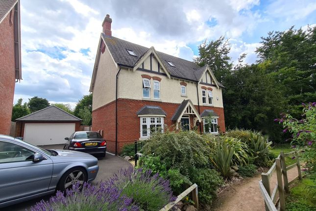 Thumbnail Detached house for sale in James Way, Scraptoft