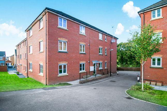 Thumbnail Flat to rent in Skylark Road, North Cornelly, Bridgend