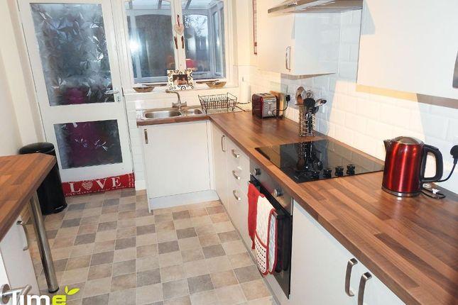 Thumbnail Semi-detached bungalow to rent in Ebor Manor, Keyingham, Hull