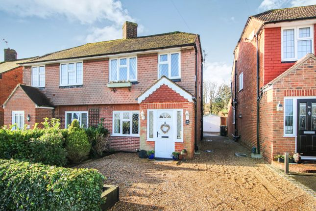 Front View of Canons Lane, Tadworth KT20