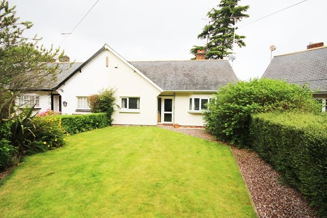 Thumbnail Semi-detached bungalow to rent in Lawson Road, Colwyn Bay