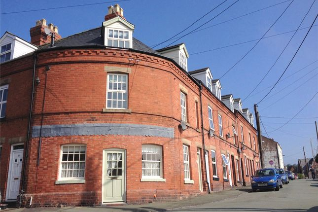 Thumbnail Terraced house to rent in Frankwell Terrace, Frankwell Street, Newtown, Powys