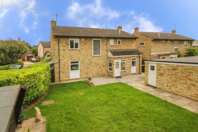 Thumbnail Detached house for sale in Ironbridge Path, Fordham, Ely