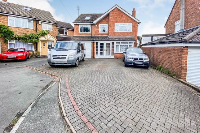 Thumbnail Detached house for sale in Hawthorne Road, Brierley Hill