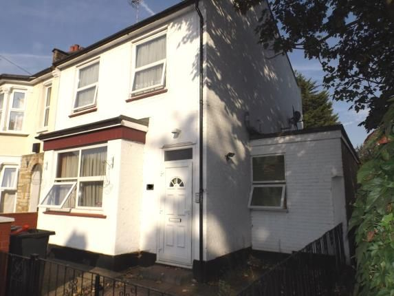 Thumbnail End terrace house for sale in Chalgrove Road, Tottenham, London