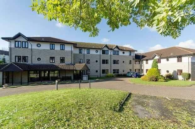 Thumbnail Flat for sale in Dunster Court, Woodborough Road, Winscombe