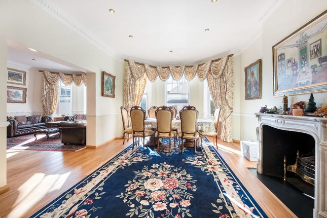 Thumbnail Flat for sale in Marloes Road, London