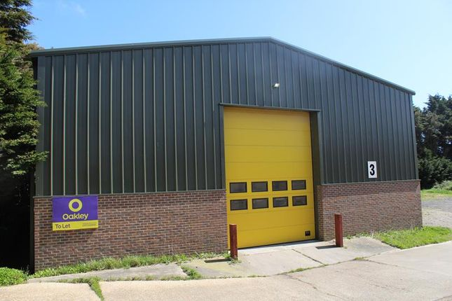 Thumbnail Light industrial to let in Lower Hoddern Farm, Peacehaven