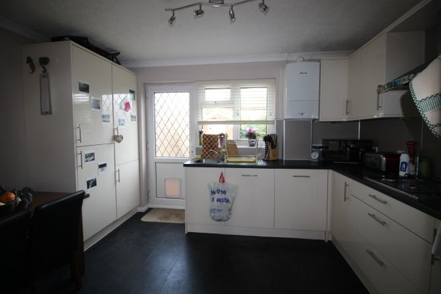 Thumbnail End terrace house to rent in Enville Way, Highwoods, Colchester