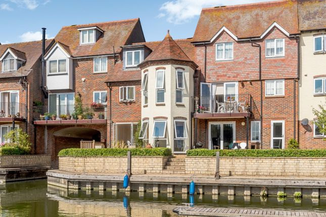 Thumbnail Town house for sale in West Quay, Abingdon, Oxfordshire