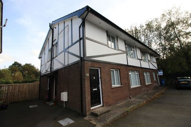 Thumbnail Flat for sale in Aughrim Court, Dunmurry, Belfast