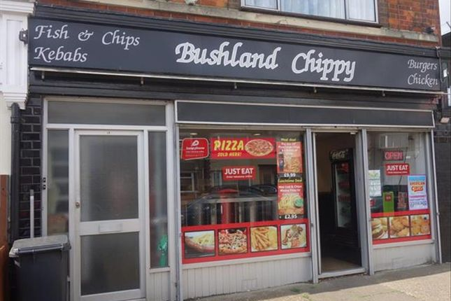 Fish Chip Shop Nn3 Northamptonshire Leisurehospitality