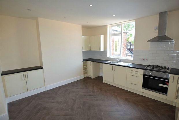 Thumbnail Flat to rent in Bridge Street, Belper, Derbyshire