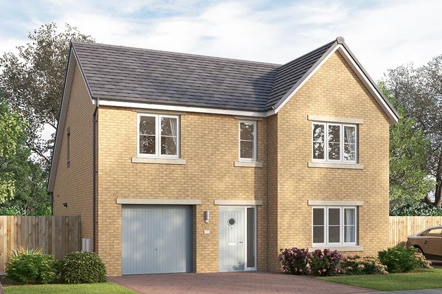 "4 bedroom detached house for sale in ""The Overbury"" at Low Gill View, Marton-In-Cleveland, Middlesbrough"