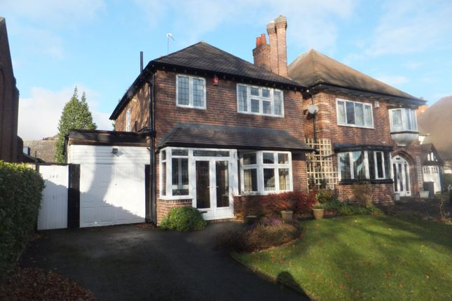 Thumbnail Property for sale in Orphanage Road, Erdington, Birmingham