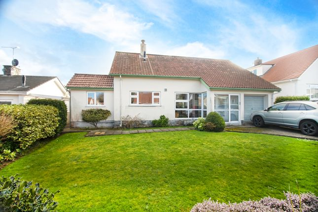 Thumbnail Detached bungalow for sale in Coin Colin, St Martin's, Guernsey