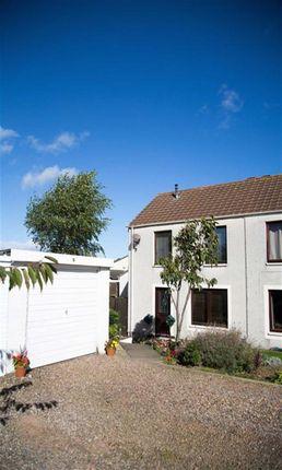 Thumbnail Semi-detached house for sale in Mordington Avenue, Tweedmouth, Berwick-Upon-Tweed