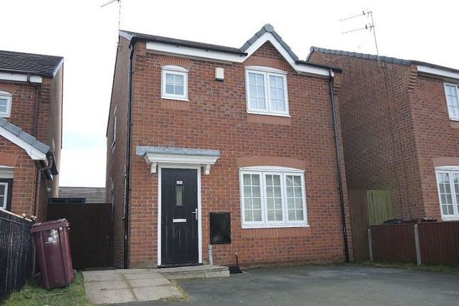 Thumbnail Detached house for sale in James Holt Avenue, Kirkby, Liverpool