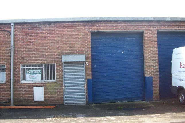 Thumbnail Light industrial to let in Bartlett Park, Millfield Industrial Estate, Chard, Somerset