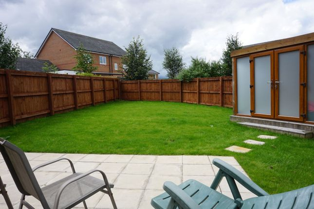 Thumbnail Semi-detached house to rent in Brandlehow Drive, Manchester