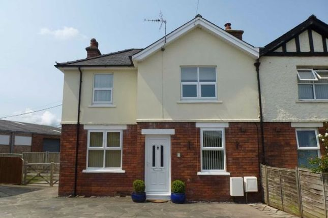 2 bed semi-detached house to rent in Atlay Street, Hereford HR4