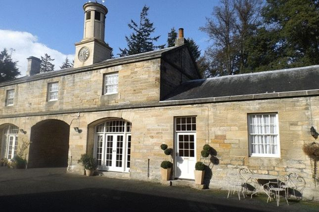 Thumbnail Barn conversion to rent in Mitford, Morpeth