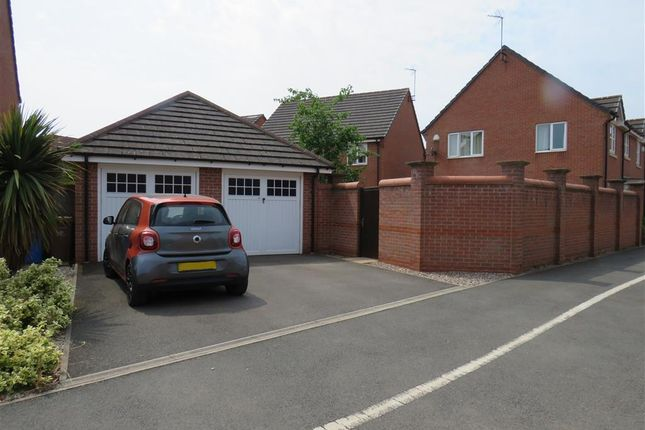 Garage of Starflower Way, Mickleover, Derby DE3
