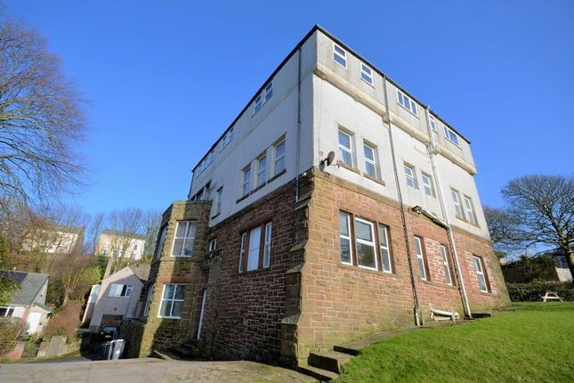 Thumbnail Flat for sale in Foxhouses Road, Whitehaven