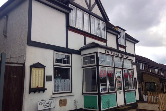 Thumbnail Restaurant/cafe to let in Chigwell Road, Woodford Green