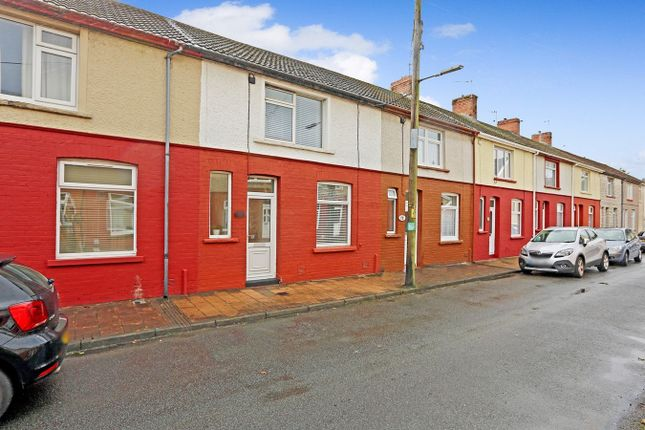 Thumbnail Terraced house for sale in Lewis Street, Church Village, Pontypridd