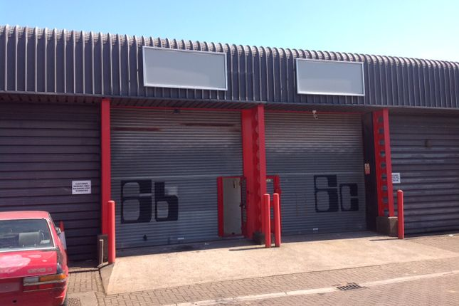 Industrial to let in Rumney, Cardiff