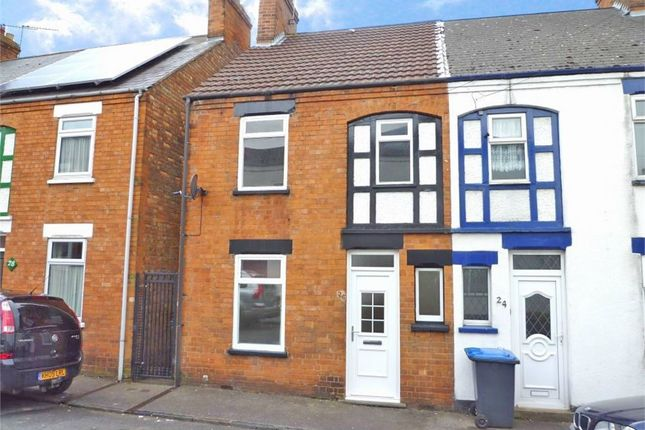 Thumbnail Terraced house to rent in Dale Street, Town Centre, Rugby, Warwickshire